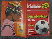 Kicker 1976