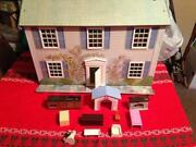 Tin Dollhouse