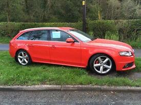 Audi A4 Avant S Line - Diesel - 2010