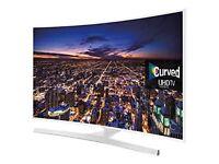 Samsung Series 6 JU6510 4K Ultra HD Smart Curved LED 40 inch tv