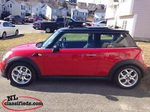 2013 MINI Mini Cooper Coupe (2 door)