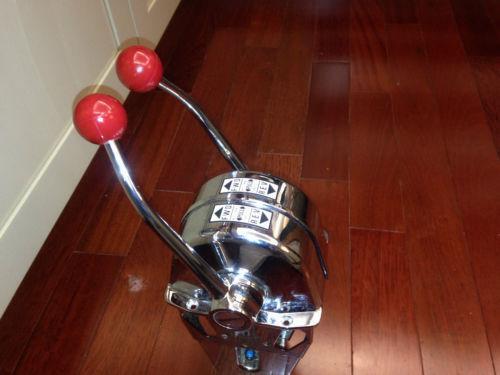 Morse Single Control Ebay