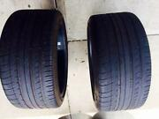 Corvette Tires