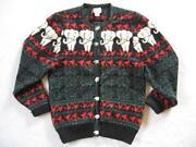Vintage Wool Cardigan