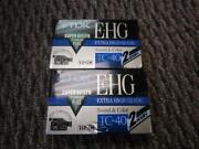 TDK VHS Tapes