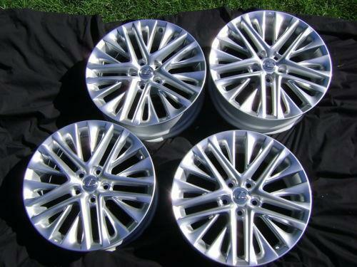 Used Lexus Rims Wheels Tires Parts Ebay