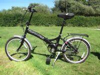 Dawes Diamond Folding bike