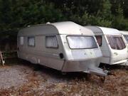 3 Berth Caravan