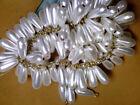 Fringe White Jewelry Making Beads