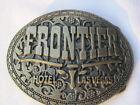 Frontier Metal Belt Buckles for Men