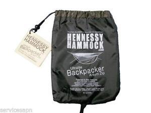 Hennessy Hammock Backpacker  sc 1 st  eBay & Hennessy Hammock   eBay