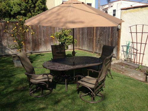 Perfect Patio Furniture Sets And Covers | EBay