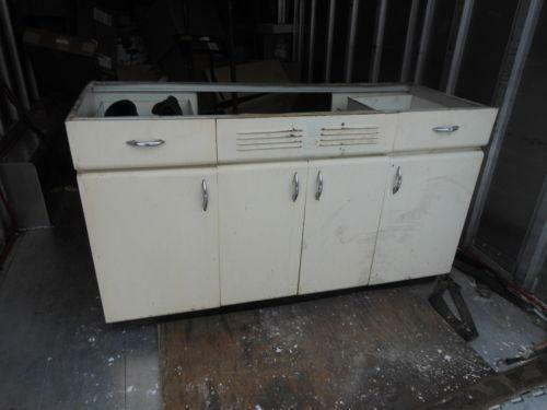 retro kitchen cabinets vintage kitchen cabinets   ebay  rh   ebay com