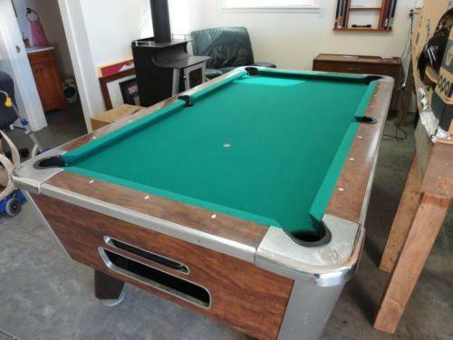 Valley Pool Table | EBay