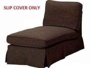 IKEA EKTORP Cover For EKTORP Chaise Lounge Slipcover