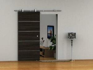 Good Stainless Steel Barn Door Hardware