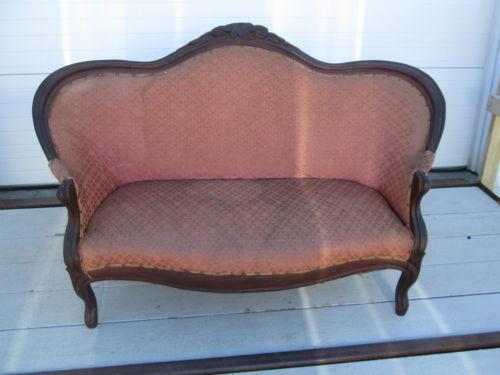 Antique Settee | EBay