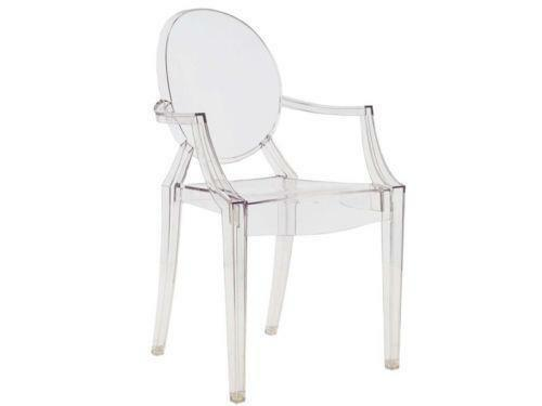 Louis Ghost Chair | EBay