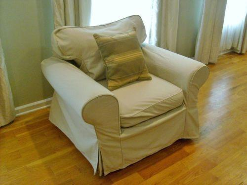 Awesome Pottery Barn Chair Slipcover