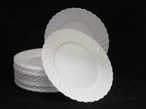 Disposable Plastic Plates & Plastic Plates: Party Tableware | eBay