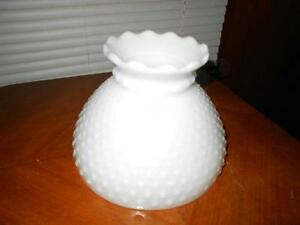 Antique Milk Glass Lamps