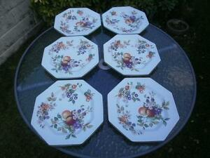 Johnson Brothers Fresh Fruit Dinner Plates & Johnson Brothers Fresh Fruit | eBay