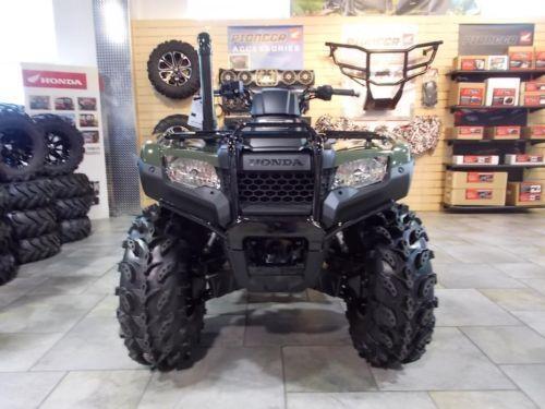 Honda ATV 4x4 | EBay