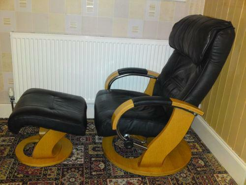 & Stressless Recliner | Reclining Chairs | eBay