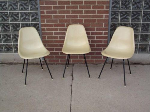 & Fiberglass Chair | eBay