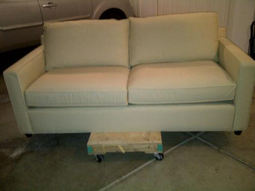 Crate And Barrel Sofa