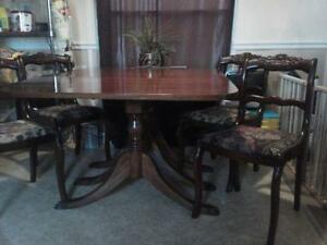 Duncan Phyfe Drop Leaf Tables