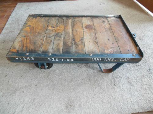 Antique Coffee Table | EBay