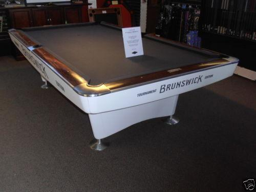 Attractive Brunswick Pool Table | EBay