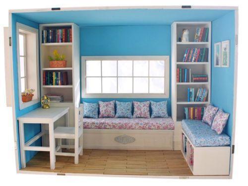 Perfect Barbie Wood Furniture