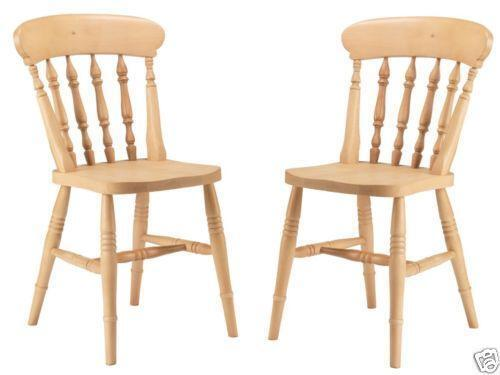 Pine Carver Chairs | EBay