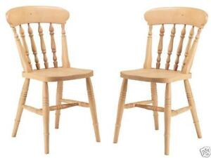 Pine Carver Chairs  sc 1 st  eBay & Pine Chairs | eBay