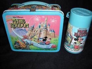 Vintage Disney Metal Lunch Box & Disney Lunch Box: Collectibles | eBay Aboutintivar.Com
