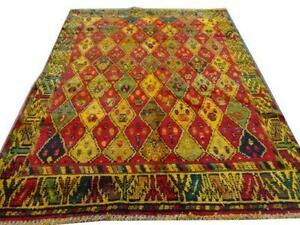 Hand Knotted Antique Persian Rug