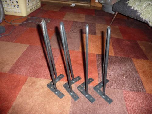 Mid Century Table Legs