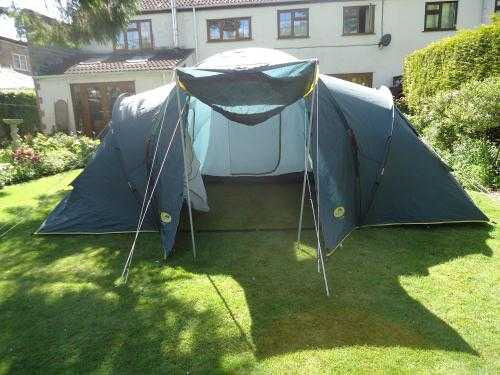 Khyam Galaxy 600 6-berth tent & Khyam Galaxy 600 6-berth tent | in St Annes Bristol | Gumtree