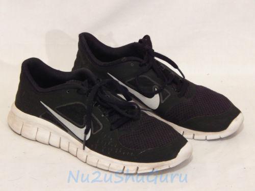 Nike Free Run 2 Noir Et Rose Pas Cher