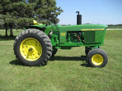 Diesel Farm Tractors
