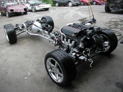 Corvette Chassis: Parts U0026 Accessories | EBay