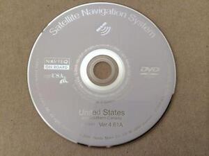 Honda Accord Navigation DVD