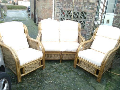 Wicker Conservatory Furniture | EBay Part 91