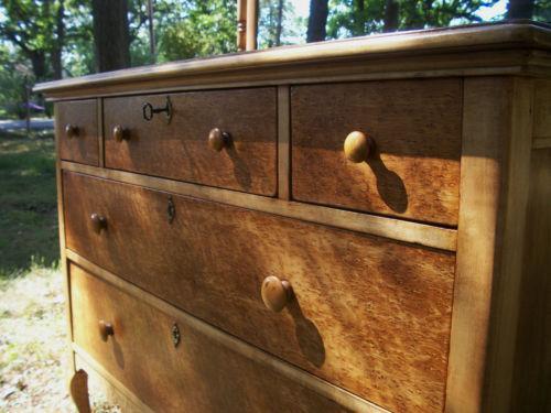 Attractive Birdseye Maple Furniture | EBay