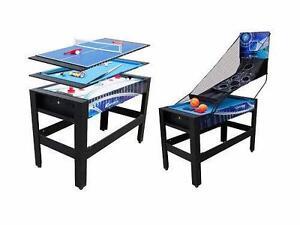 Air Hockey Ping Pong Table