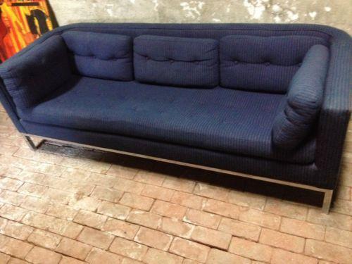 Mid Century Sofa | EBay