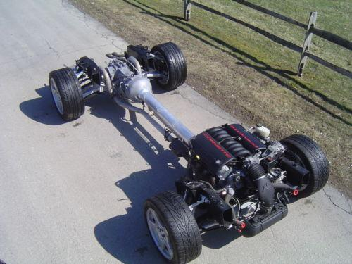 Chevy Rolling Chassis: Parts U0026 Accessories | EBay
