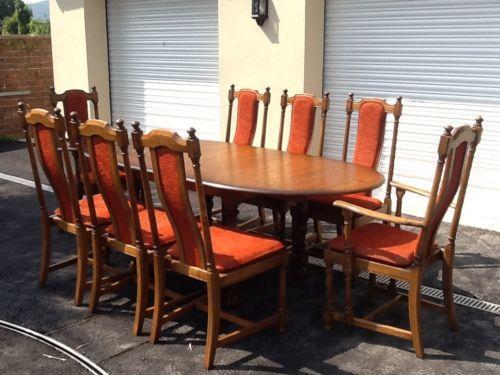 Ercol Dining Tables | EBay